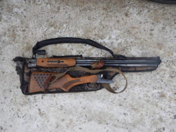 Бывший военный убил подозреваемого «любовника» жены выстрелом из ружья