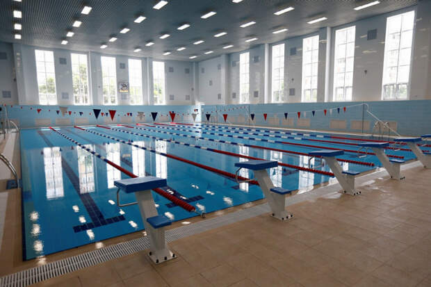 В Краснодаре откроют новый бассейн