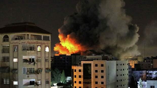ХАМАС возобновил ракетный обстрел территории Израиля