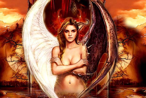 Ваш знак Зодиака относится к ангелам или демонам?