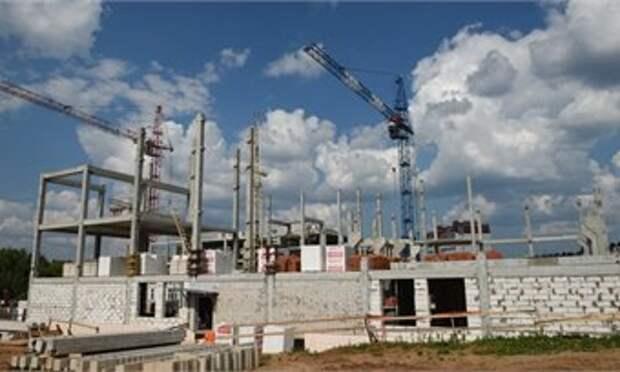 """Компания """"Монолит"""" займётся строительством двух школ в Кирове"""