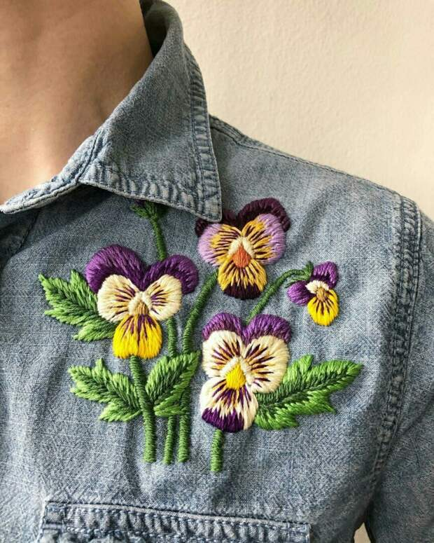 Рубашки от Sarah Godfrey