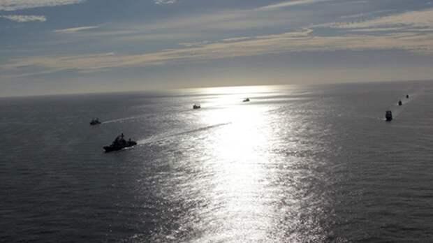 Корабли ТОФ готовы к масштабным маневрам в Тихом океане