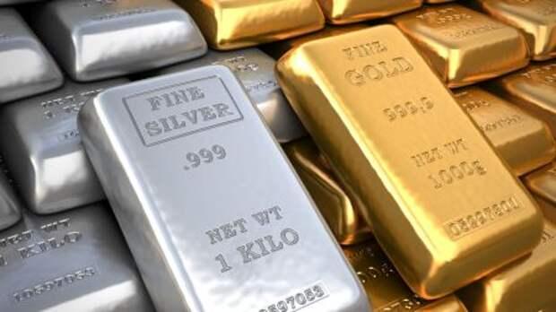 Драгоценный резерв - что ждет золото и серебро?