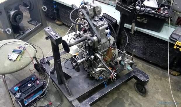 В Уфе разработан «всеядный» двигатель ДДА-120 для малой авиации