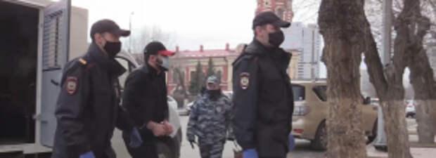 Сотрудниками МВД России задержаны подозреваемые в многомиллионной краже из ювелирного салона Волгограда