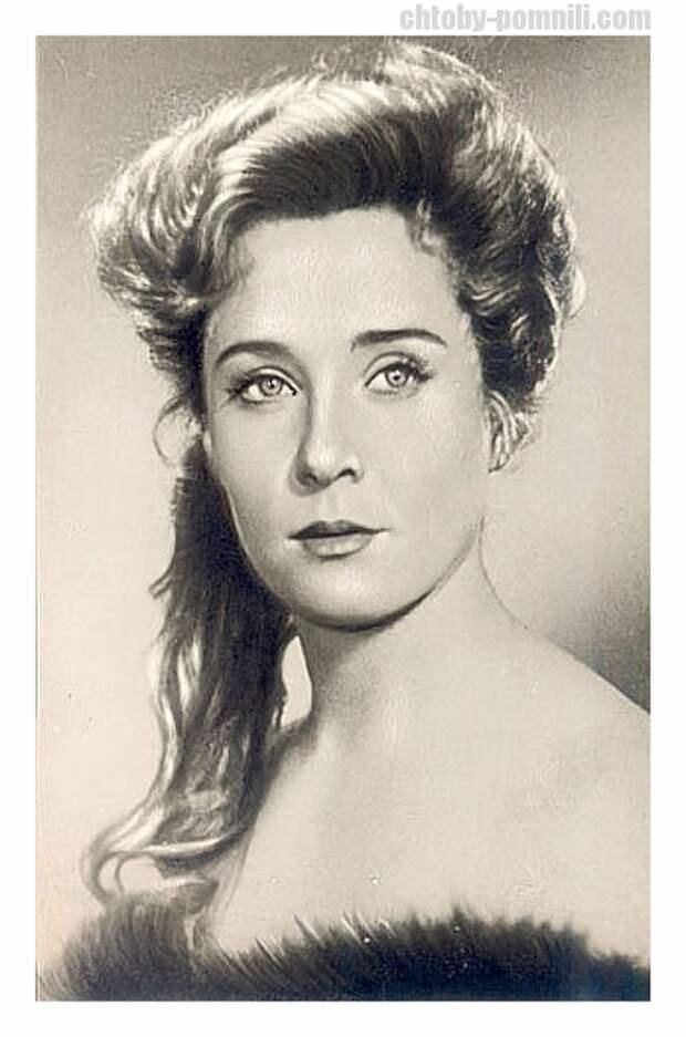 Любимые советские актрисы. Руфина Нифонтова.