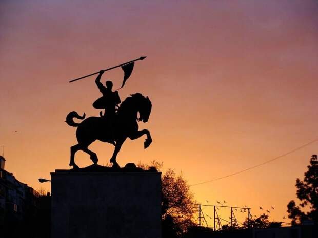 Рыцари и рыцарство трёх веков. Части 7-9