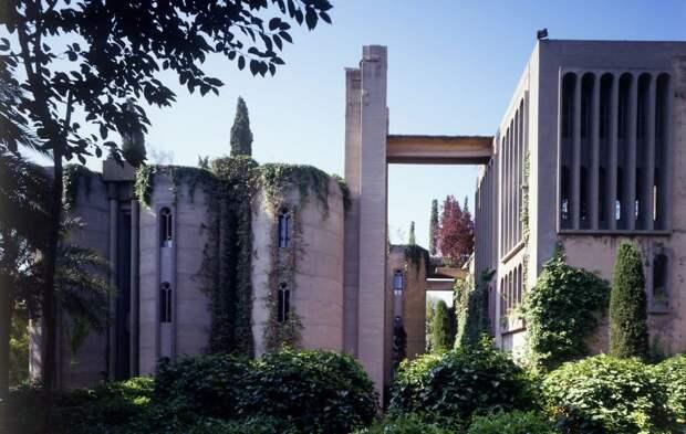 11 офигенных фото дома, который раньше был цементным заводом