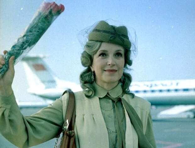 Актриса, которую признали *женщиной тысячелетия* | Фото: liveinternet.ru