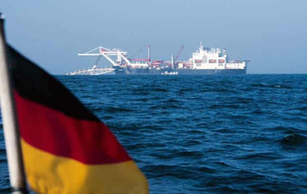 """Германия поддержала """"Северный поток - 2"""""""