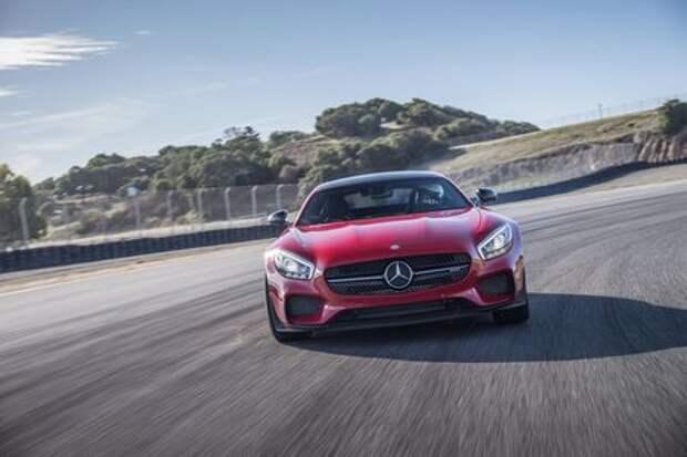 Шокируя Женеву: Mercedes-AMG представит конкурента Porsche Panamera