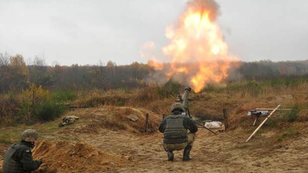 ВСУ дважды обстреляли территорию ДНР в течение суток