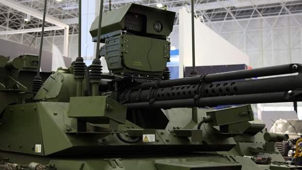 В России возросла роль роботизации и искусственного интеллекта в военной области