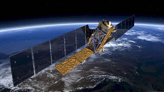 Радарные спутники защитят от лесных пожаров и наводнений