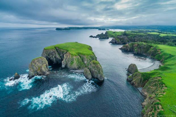 Остров Гнечко.