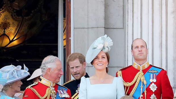 Смерть герцога Эдинбургского не примирила принцев Гарри и Уильяма