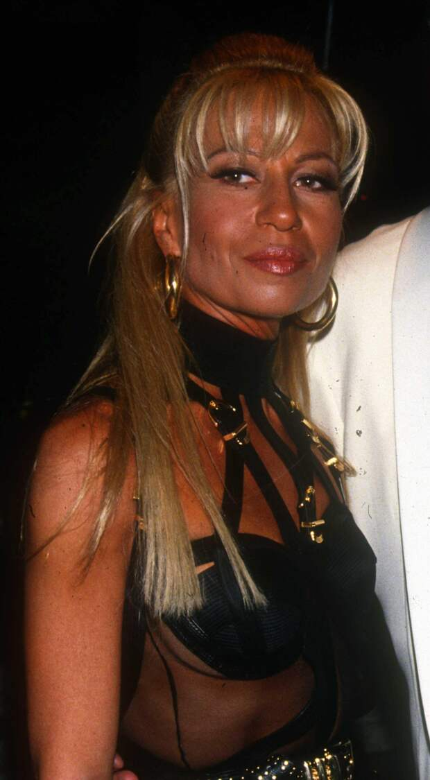 Донателла Версаче на Met Gala, 1992