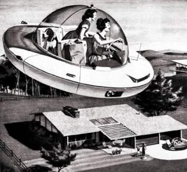 Наблюдения НЛО в 1910 году