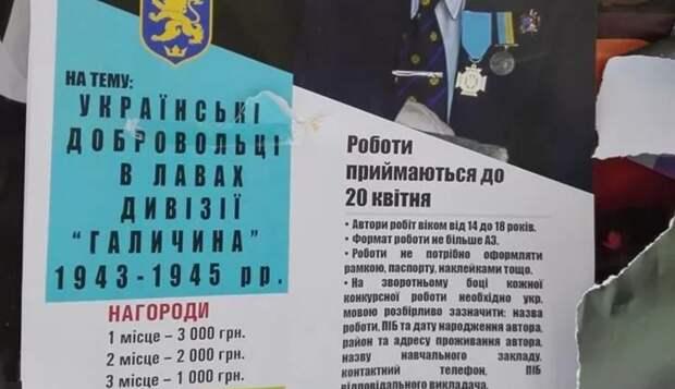 Пропагандировавшая нацизм чиновница стала замминистра образования Украины