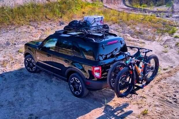 Ford Bronco Sport 2021 года получит пять вариантов комплекта аксессуаров