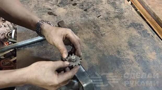 Как своими руками сделать ручную лебедку