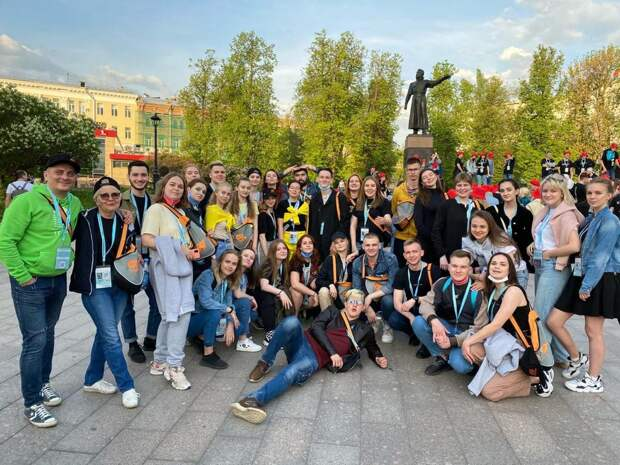 В финал Всероссийского фестиваля «Российская студенческая весна» вышли и студенты из Тверской области