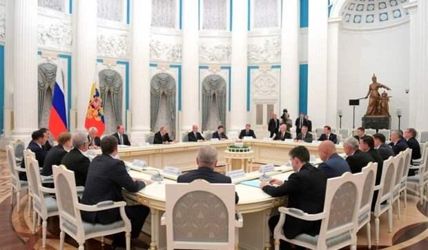 """Губернаторы """"новой волны"""" обсудили качество управления в регионах"""