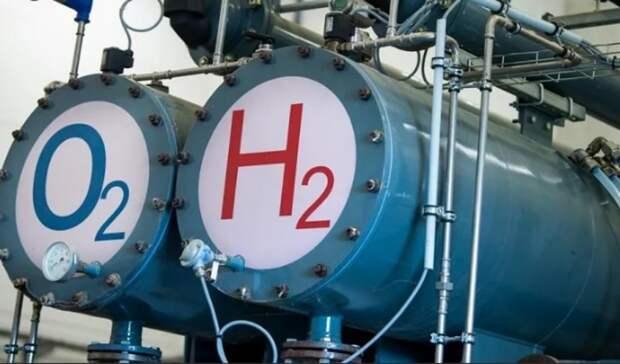 Минэнерго: «зеленый» и«голубой» водород сравняются вцене вРФкконцу 2040 года