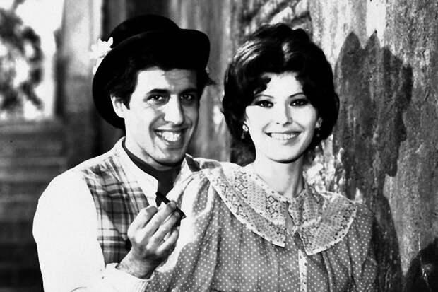 71 Адриано Челентано и Клаудия Мори: 50 лет вместе