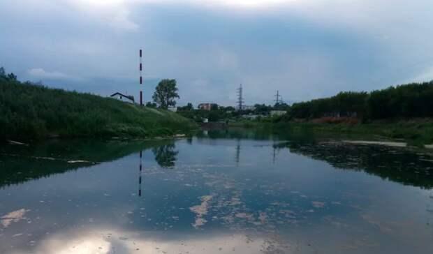 Татарстанское предприятие прекратило сброс загрязненных стоков впочву
