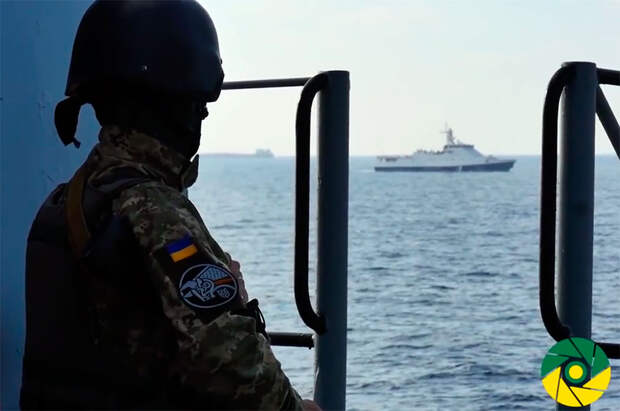 Аудиозапись переговоров российских и украинских моряков