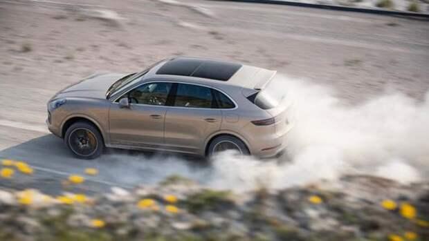 """Porsche установил """"рекорд"""" ещё не существующей трассы"""