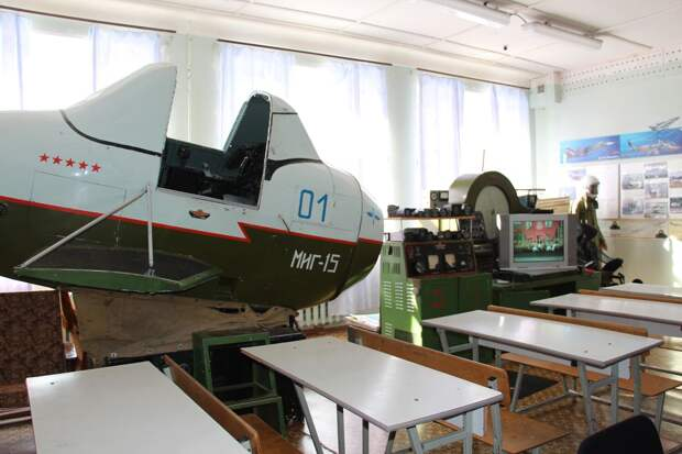 Школу юных лётчиков в Ижевске признали площадкой российского уровня
