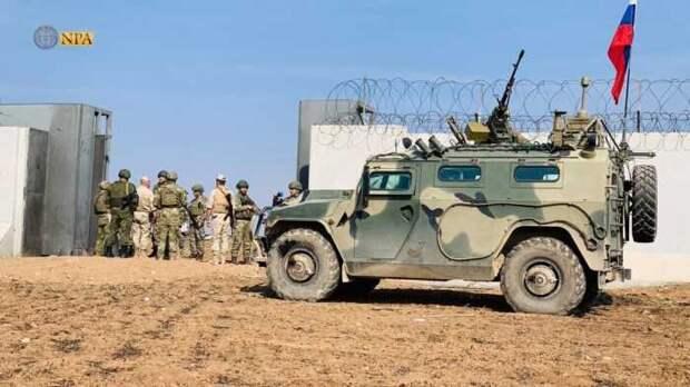 Российские военные совершили в Сирии «подталкивающий» курдов маневр