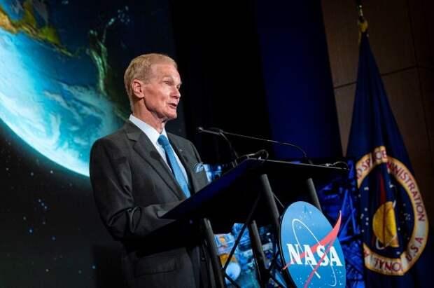 Новый глава НАСА принял приглашение Рогозина приехать с визитом в Россию