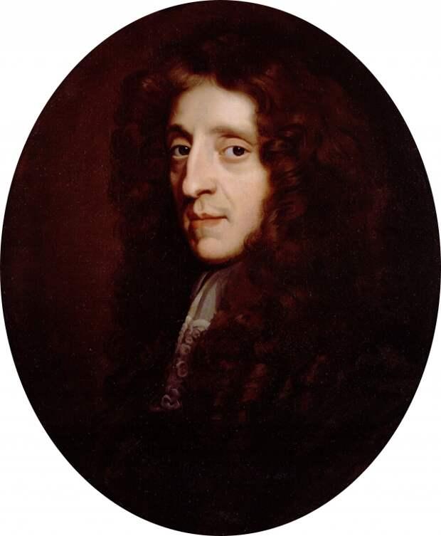 Джон Гринхилл. Портрет Джона Локка. 1672-1676