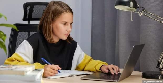 Наталья Сергунина рассказала о достижениях учеников детских технопарков Москвы. Фото: М. Денисов, mos.ru