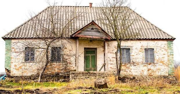 Заброшенный дом быт, дом, жизнь
