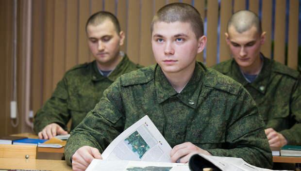 5,5 тыс жителей Подмосковья отправятся в армию во время осеннего призыва