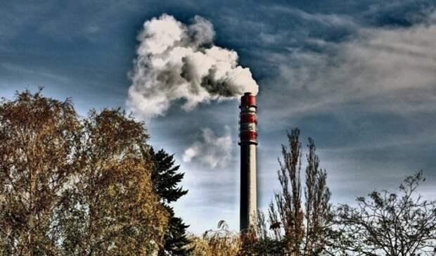 Объем вредных выбросов в атмосферу на Ставрополье за год вырос на 7,5%