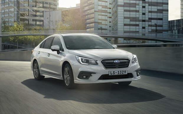 Subaru объявила цены на Legacy. У нее нет шансов, и вот почему