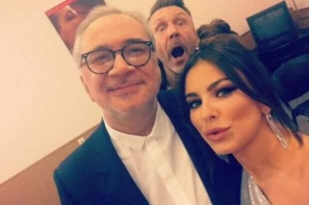 Ани Лорак и Константин Меладзе