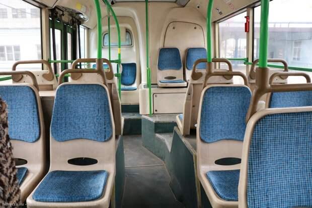 В Рязани собираются изменить маршруты общественного транспорта