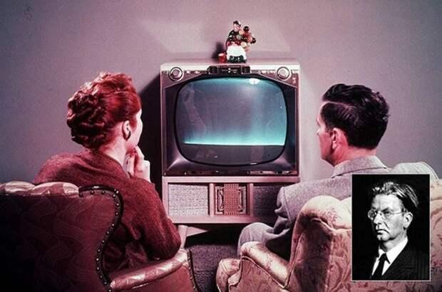 Цветное телевидение изобретения, россия