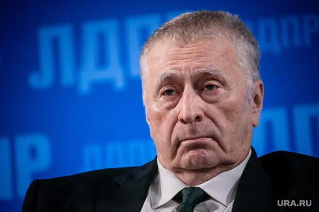 Жириновский оправдался перед тюменцами засвою скандальную идею. «Обиделись н...
