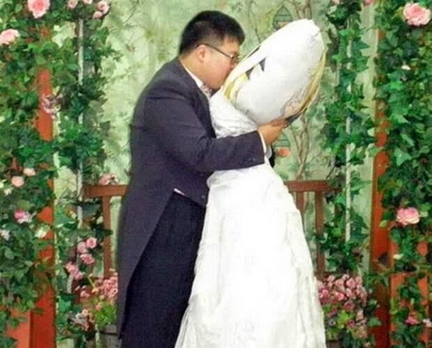 Самые сумасшедшие и неадекватные браки