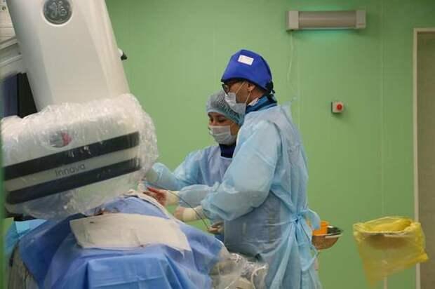 В Челябинской области в шесть раз выросла потребность в медсестрах