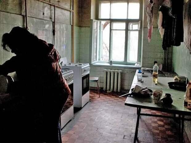Москвичка сдает старую двушку на Арбате по цене коммунальных услуг