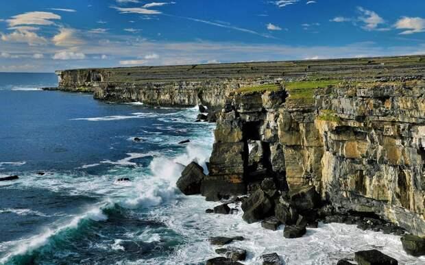 Фото Инишмор, Ирландия